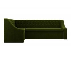 Кухонный угловой диван Мерлин Левый